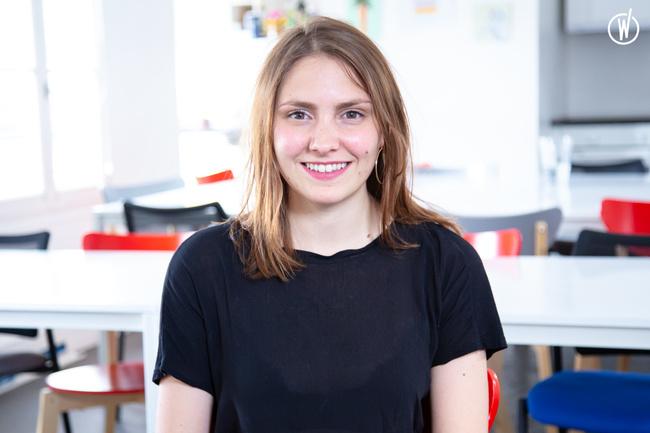 Meet Marie, Inside Sales - Alkemics