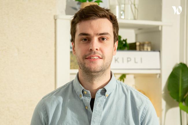 Rencontrez Antoine, Co-founder & COO