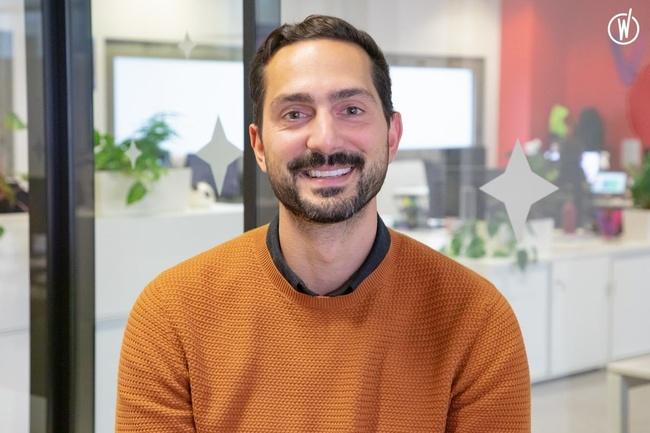 Meet Thibault, Tech For Good Program Manager - Viva Technology