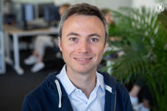 Rencontrez Alexandre, CEO - Hyperlex