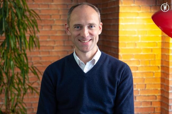 Rencontrez Julien, Co Fondateur Président - Diatly
