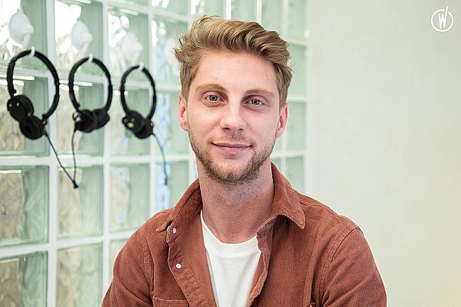 Rencontrez Alexandre, Business Developer - MyBizDev