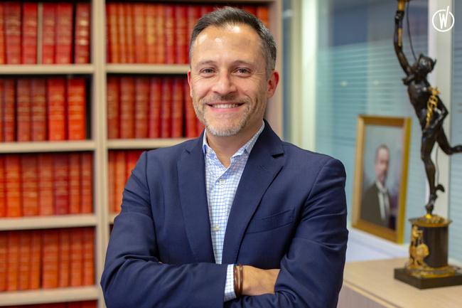 Rencontrez Eric, Directeur de clientèle - Global Media Santé