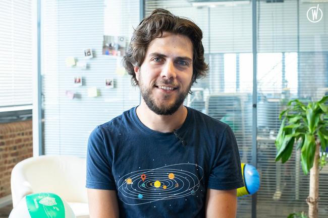 Rencontrez Quentin, CTO & co fondateur - Hootside