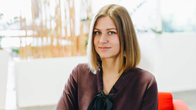 Saša Balogová, HR & Labour Law Manager
