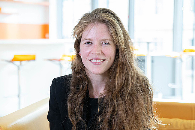 Rencontrez Rebecca, Consultante Confirmée Business Transformation - Optimind