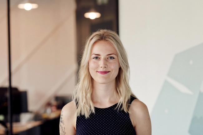 Michaela Kolesíková, 2nd Line Administrator - WebSupport