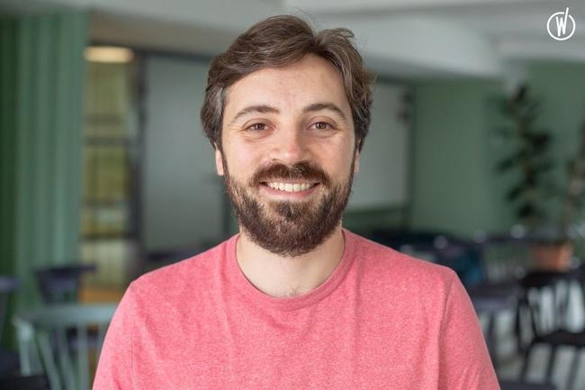 Rencontrez Victor, CEO & Co-fondateur - Storeez