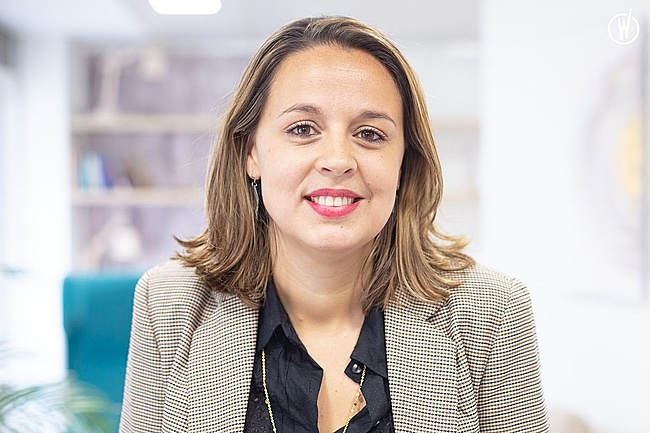 Rencontrez Sara, Chef de Produit - GS1 France