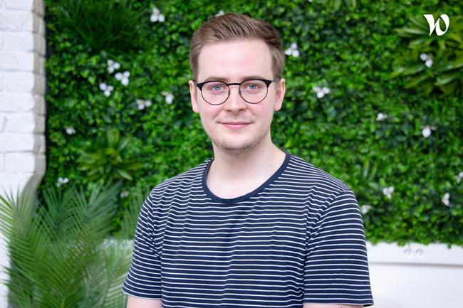 Rencontrez Thomas, Développeur - ICREO (RadioKing & Ausha)