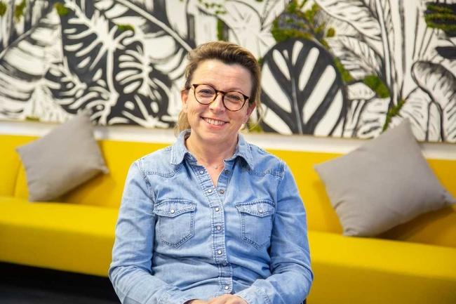 Rencontrez Céline, Audiovisual Director - IPG Mediabrands