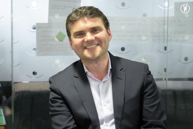 Rencontrez Martin, Co Fondateur Directeur Général - Diatly