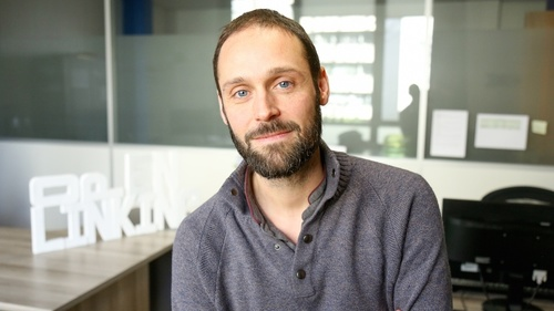 Rencontrez Frédéric, Consultant E-Marketing Senior