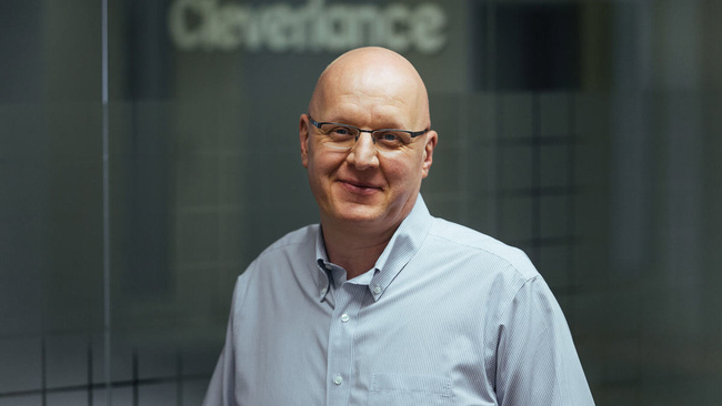 Petr Štros, CEO - Cleverlance