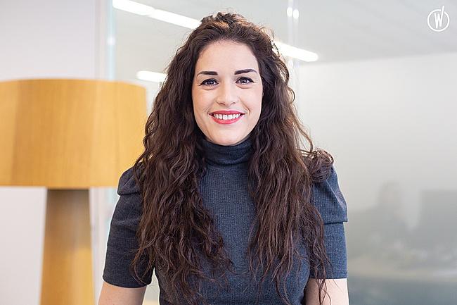 Rencontrez Ilanite, Consultante en recrutement - Dark & Noam