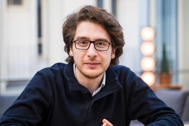 Rencontrez Grégoire, Fondateur & CEO