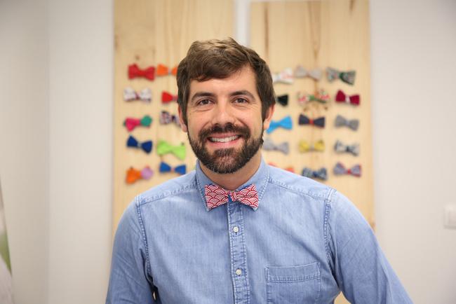 Rencontrez Jérôme, co-fondateur et directeur commercial