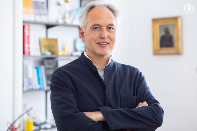 Rencontrez Benoit, Directeur général - Vertone
