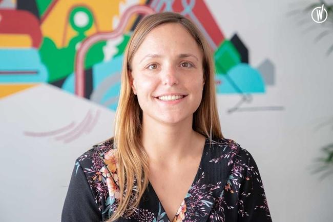 Rencontrez Charlotte, Chef de projet digital