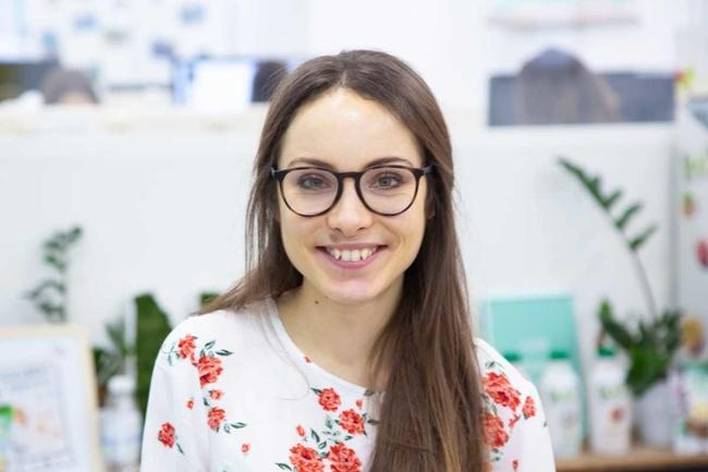 Rencontrez Chloé, Chef de projet R&D - Nature Innovation