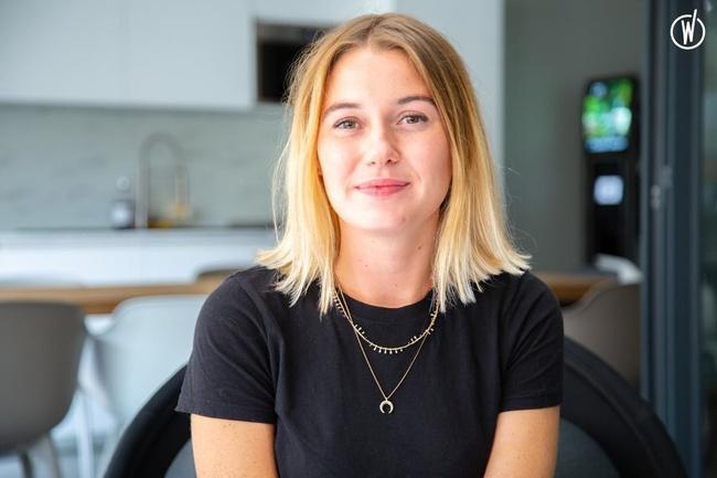 Rencontrez Manon, Chef de Projet Conso - Groupe SCP