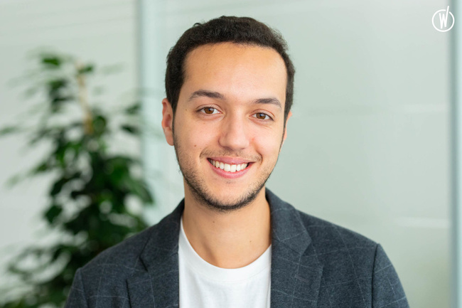 Rencontrez Saad, Analyst  - Karetis