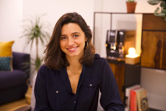 Rencontrez Victoire, Head of Food - Jow