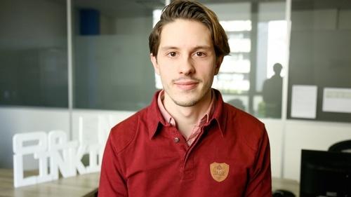 Rencontrez Florian, Chef de Projet
