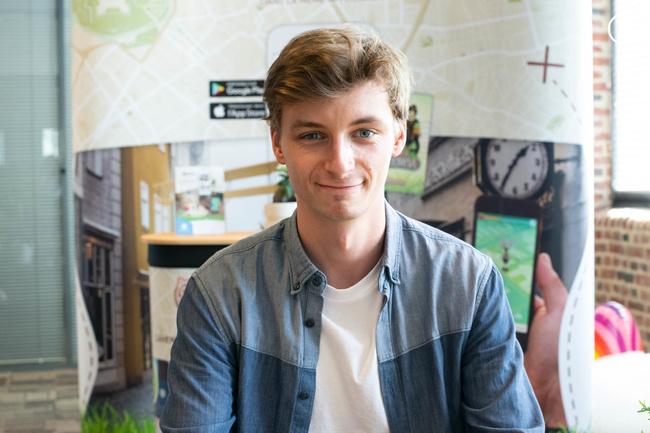 Rencontrez Pierre, Lead Dev Mobile - Hootside