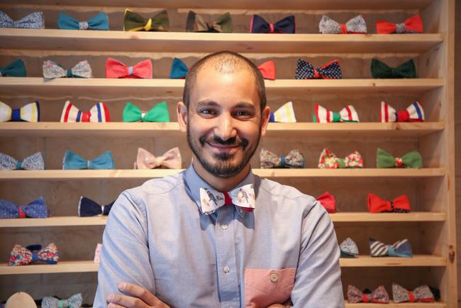 Rencontrez Sylvain,  co-fondateur et directeur artistique