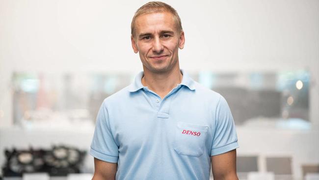 Pavel Vavrla, Supervisor výroby - DENSO