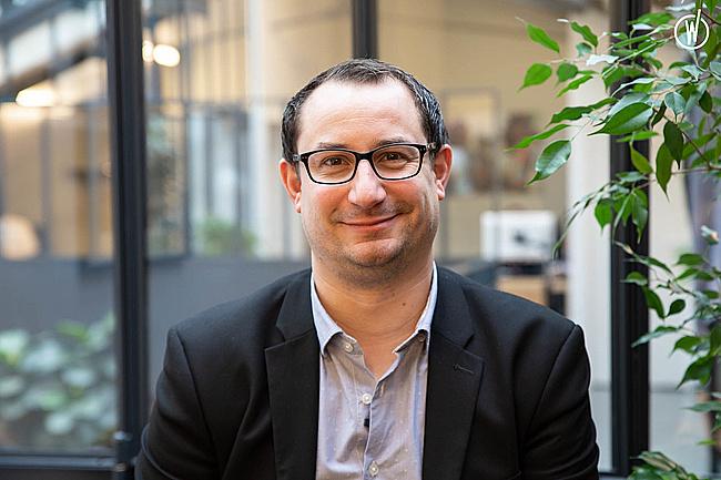 Rencontrez Julien, Responsable de production Pays Celtes - Comptoir des Voyages