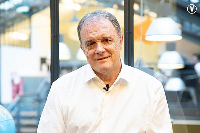 Rencontrez Alain, PDG - Comptoir des Voyages