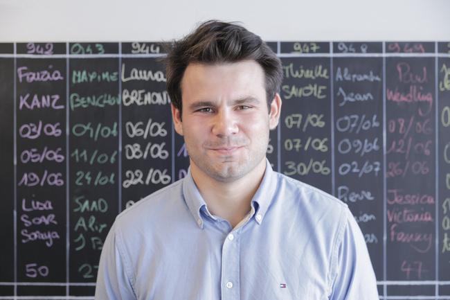 Rencontrez Clément, Responsable des partenariats BtoB