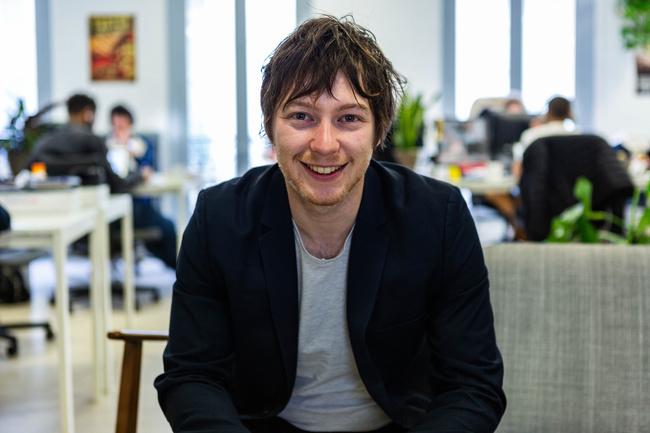 Rencontre Kevin, CEO - Supermood