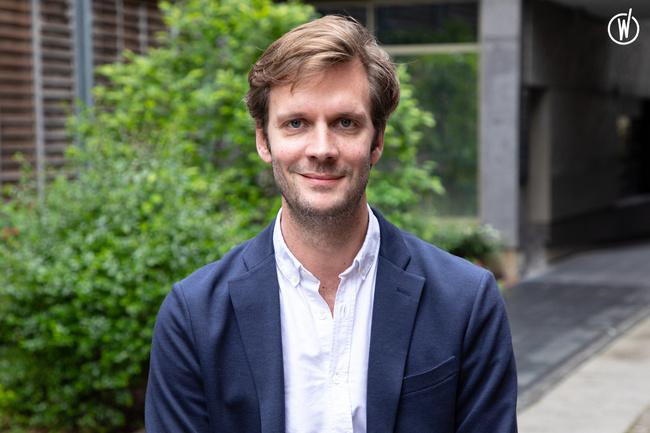 Rencontrez Ronan, Co fondateur et Directeur général associé - La Netscouade