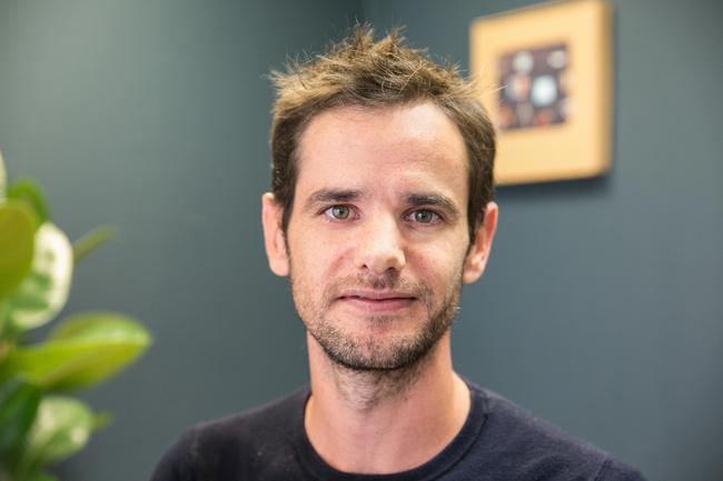 Rencontrez Benjamin, Cofondateur et Directeur Création - Petit Cube