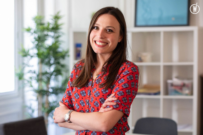 Rencontrez Elise, Consultante Senior - Vertone