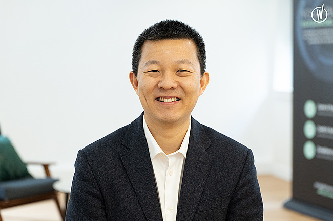 Meet Mung Ki, CEO - Ditto