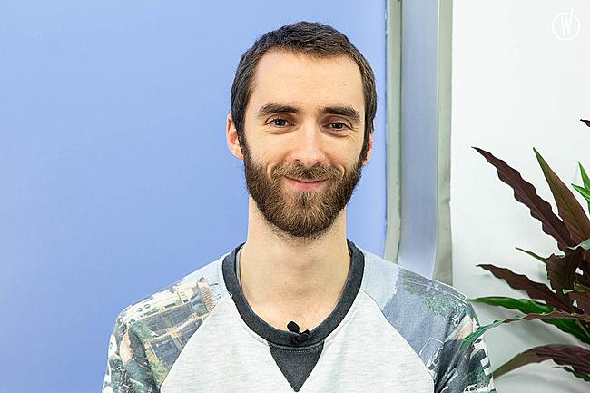 Rencontrez Quentin, Chef de Projet - MYRE