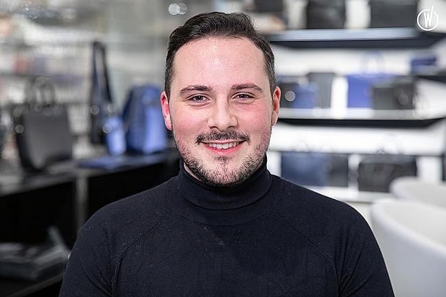 Rencontrez Sacha, Chef de Projet E-Commerce - LANCASTER