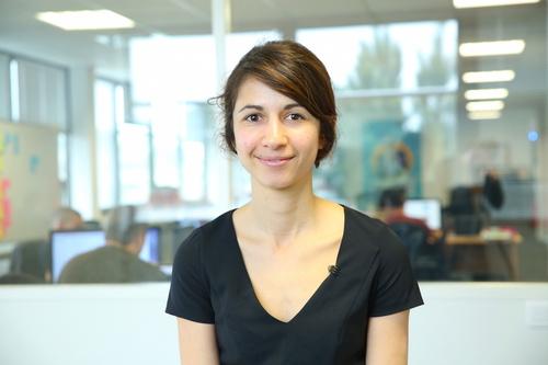 Rencontrez Camille, Business Developper