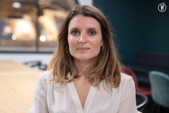 Meet Carine, Digital and CRM Director - Maje
