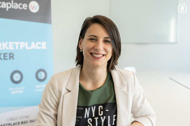 Rencontrez Patricia, Product Manager - Wizaplace