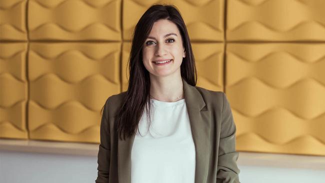 Melina Smpokou, Junior Brand Manager - Mars Czech