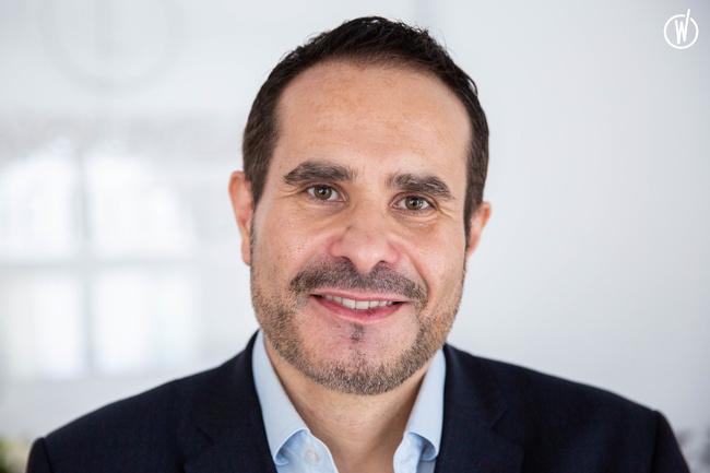 Rencontrez Eddy, Managing Associate Training Consultancy - Les Nouveaux Héritiers