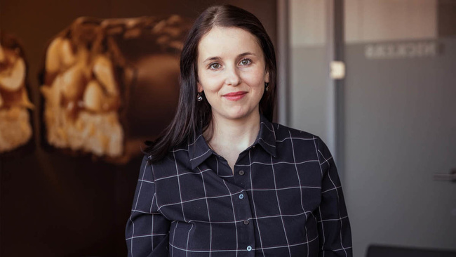 Jana Foldes, Central Europe Controlling Manager - Mars Czech