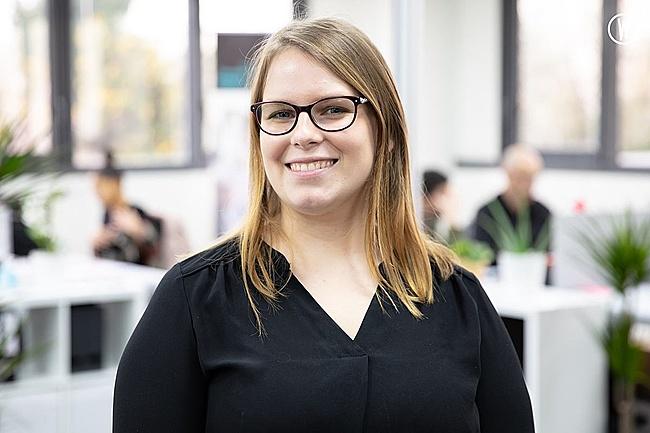 Rencontrez Alexia, Team Leader et Responsable communication - IGDoc