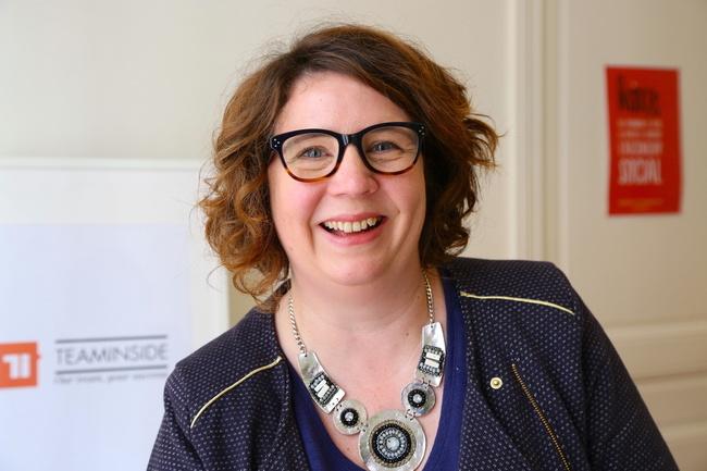 Rencontrez Cécile, Directrice des Opérations - Teaminside