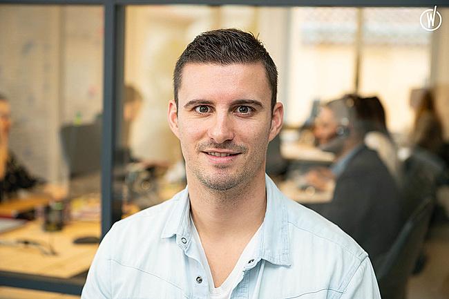Rencontrez Julien, Co-founder - Easy Partner